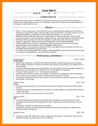 Sample Resume Format For Accountant by Find This Pin And More On Job Resume Samples Resume Objective