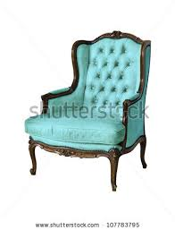 Turquoise Armchair Upholstery Chair Stock Images Royalty Free Images U0026 Vectors