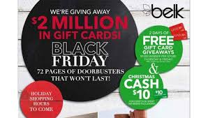 black friday 2016 ad packed with doorbusters and 2 million in