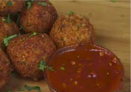 Fried Parmesan This Recipe For Deep Fried Parmesan Chicken Balls Is Making Us