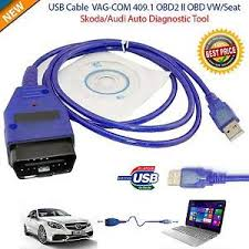 vag com cable audi vag com vcds cable usb scanner tool obd 2 409 1 vw audi ross tech