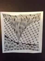 zentangle pattern trio 24 best my zentangles and zia images on pinterest zentangles
