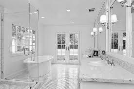 White Bathroom Decor - white bathroom ideas photo gallery contemporary with white