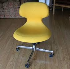 vintage harter office chair ergonomic mid century modern saarinen