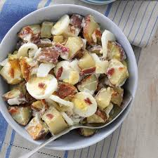 roasted red potato salad recipe taste of home
