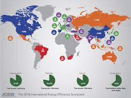 Amazon World Map by Germany And China Are Beating The U S In Energy Efficiency