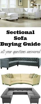 Buying A Sectional Sofa My New Sectional Sofa And Buying Tips Elko