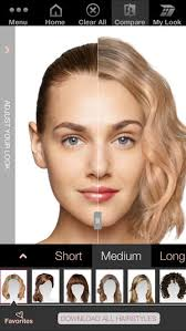 virtual hair colour changer mary kay virtual makeover on the app store