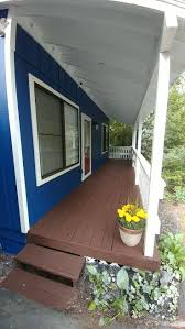 Behr Porch And Floor Paint On Concrete by Best 25 Behr Deck Paint Ideas On Pinterest Behr Deck Over