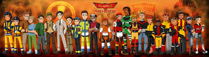 planes fire rescue cast aileen rose deviantart