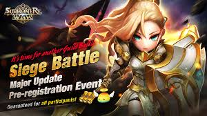 siege en pre registration for summoners war s guild siege battle start now
