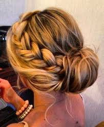 side view of pulled back hair in a bun best 25 pulled back hairstyles ideas on pinterest hair pulled