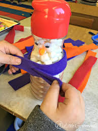 christmas gifts for parents coffee creamer snowmen