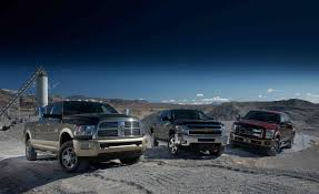 Ford King Ranch Diesel Truck - performance performance truck and diesel