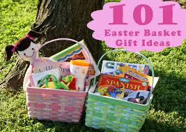 ideas for easter baskets for toddlers easter basket ideas