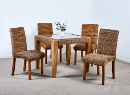 rattan indoor dining sets indoor rattan dining furniture
