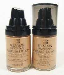 2 revlon photoready airbrush effect liquid makeup spf 20 005
