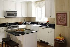 Wallpaper For Kitchen Backsplash by Black And White Kitchen Wallpaper Design Ideas