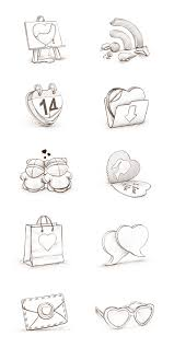 10 free st valentine u0027s day icons u2014 smashing magazine