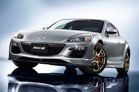 mazda japan last special mazda rx 8 launched autocar