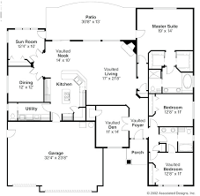 ranch style floor plans with basement ranch house floor plans ranch style home designs ranch style house