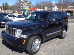 used jeep liberty 2008 jeep liberty automatic transmission lowell ma commonwealth auto