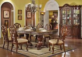 dining room sets gold formal dining table set with traditional room sets design 7