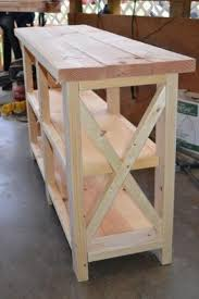 Wood Entry Table Entry Table Furniture Foter