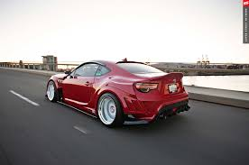 widebody jdm cars supercharged scion fr s gets rare varis widebody photo u0026 image gallery