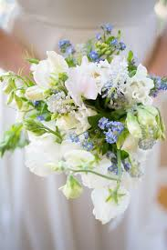 wedding flowers blue blue wedding flowers wedding ideas chwv