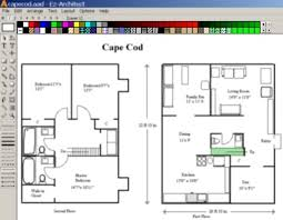 free download floor plan drawing software elevation symbols