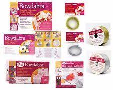 hair bow maker bow maker crafts ebay