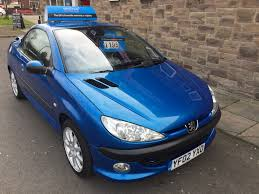 peugeot number used 2002 peugeot 206 haris motor sales