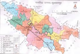 Map Note Sultanpur