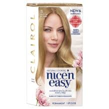 nicen easy color chart age defy hair colors clairol color experts