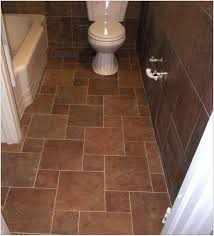 ideas for bathroom flooring tiling a small bathroom floor home design