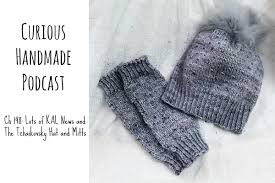 curious handmade knitting patterns and knitting podcast