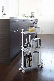 kitchen storage cabinet cart rolling kitchen storage cart steel
