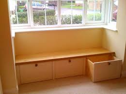 Window Seat Storage Bench Plans by Wonderful Diy Window Seat Plans Seats For Design Decorating