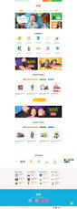 bruder toys logo juno is a cute and colorful e commerce design that perfectly suits