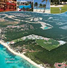 Mexico Resorts Map by Greats Resorts Playa Del Carmen Mexico Only Resorts