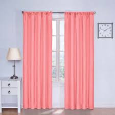 bedroom coral bedroom curtains throughout elegant curtains ideas