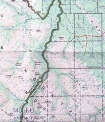 Jasper National Park Canada Map by Map Of Jasper National Park And Northern Alberta Itm U2013 Mapscompany
