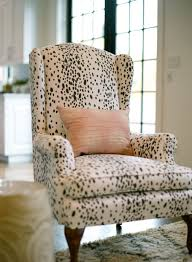 Leopard Chairs Living Room Living Room By Bijou And Boheme Dalmatian Black And Living Rooms