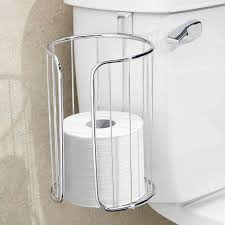 amazon com interdesign classico over tank toilet paper holder
