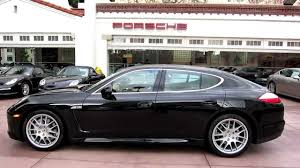 porsche panamera 4 for sale 2010 porsche panamera s black on cognac now available for sale at