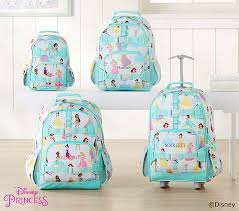 Pottery Barn Batman Backpack Mackenzie Aquadisney Princess Backpack Pottery Barn Kids