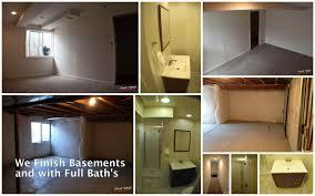 finished basements trailside handyman and remodeling serving