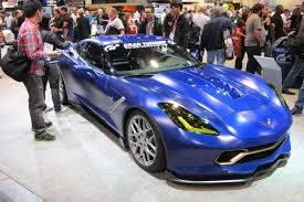 corvette performance upgrades chevy corvette c7 performance parts sema 2013 magazine