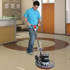 clarke cfp 1700 floor buffer polisher machine 17 inch pad unoclean